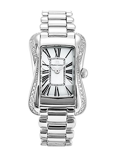 Maurice Lacroix Divine dv5011-sd532 – 160 Ladies Watch in Steel with Rhinestones. Swiss made.