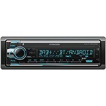 Kenwood kdc-w X7200dab Digit alau Tor Adio con Bluetooth de Manos Libres y Apple iPod de control negro