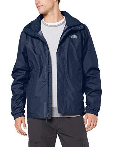 THE NORTH FACE Resolve 2 Jacket Men urban Navy/mid Grey Größe L 2019 Funktionsjacke