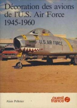 Décoration des avions de l'U.S. Air Force, 1945-1960