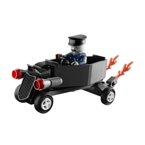LEGO Monster Fighters: Zombi Coffin Coche Chauffer