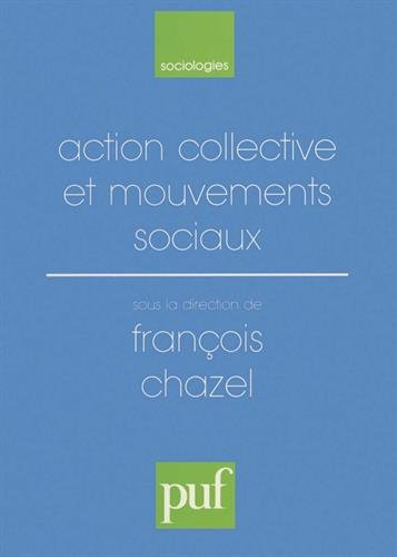 Action collective et mouvements sociaux par Collectif