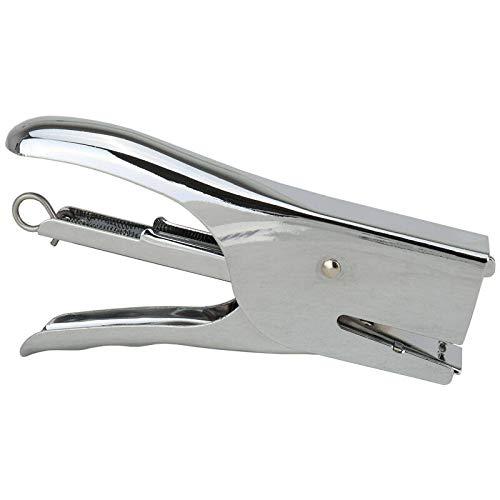 Grapadora Metal sin esfuerzo alicates plata estándar