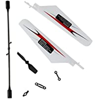 WLtoys V911 RC Helicopter Accessories Bag KV911-0001 White&red - Compare prices on radiocontrollers.eu
