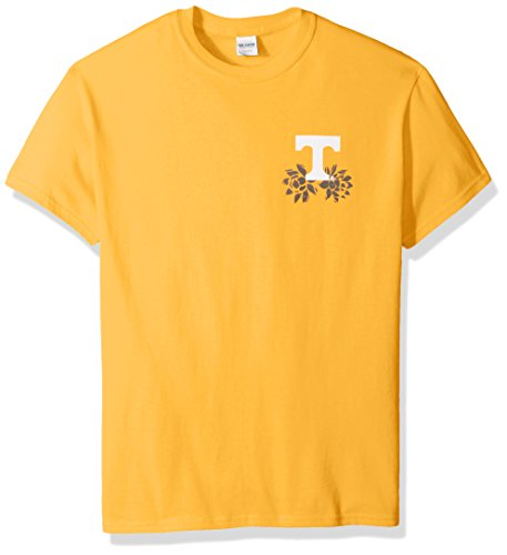 ennessee NCAA wollen Yell Short Sleeve, Unisex, Tennessee Want to Yell, Tennessee Orange ()