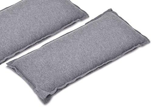 Preisvergleich Produktbild 2x Auto-Entfeuchter Auto Entfeuchtet Luftentfeuchter keine beschlagene Scheiben, wiederverwendbar AirDry - Bag, 2x1000g=2kg , iapyx® . (2x1000g)
