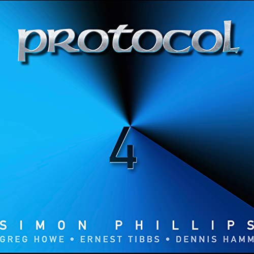 Simon Phillips: Protocol 4 (Audio CD)