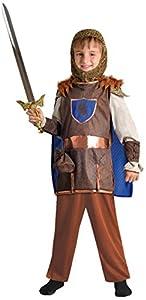 César D295-004 - Disfraz infantil de caballero con accesorios (3-5 años)
