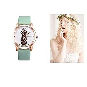 Reloj pulsera mujeres, KanLin1986 Reloj