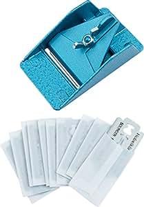 Connex COXT898000 Rabot de poche avec 10 lames de rechange