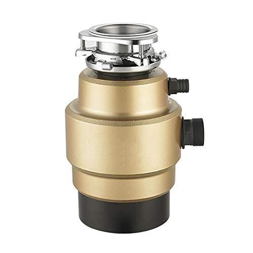 Procesador De Residuos De Cocina De Basura Silenciosa Eliminación Residuos En El Triturador Fregadero Con Protección Sobrecarga Del Interruptor Aire Silencio Multifunción Gran Capacidad