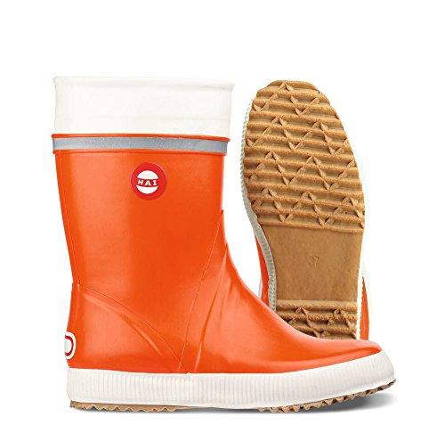 Nokian Footwear  Hai, Bottes Unisexe adulte Orange - Orange foncé