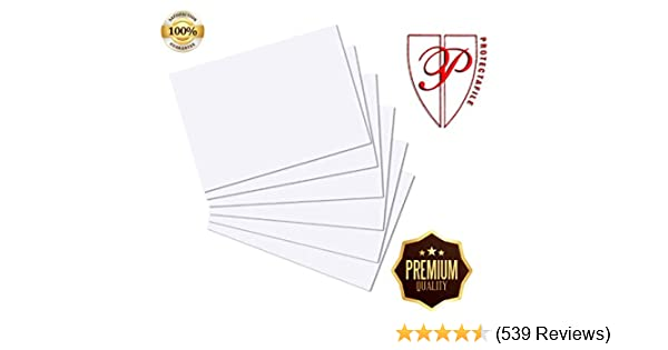 400 X A4 Smooth Thick White Craft Card 300gsm