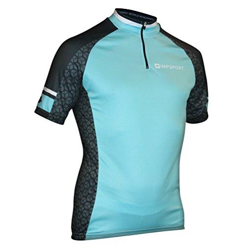 Impsport Nemesis Blue Cycling Jersey