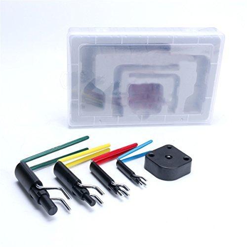 8milelake Hydraulic Cylinder Piston Rod Seal U-cup Installation Tool kit by 8milelake -