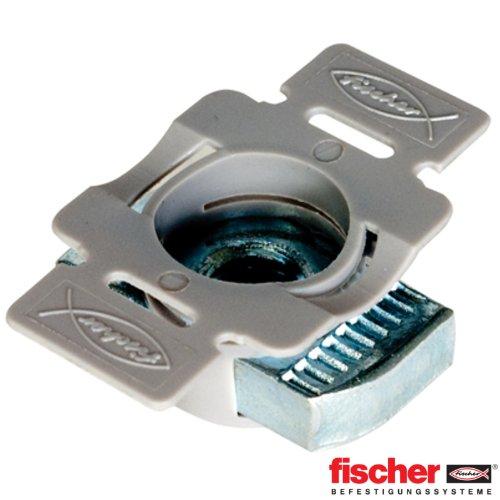 Fischer Schiebemutter FCN Clix P 10 A4, 504437