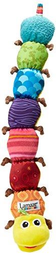 Image of Lamaze Musical Inchworm - Multi-Coloured