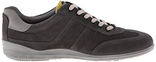 Ecco Chander, Derby Homme Multicolore (Moonless/Bamboo/Dove/S58908)