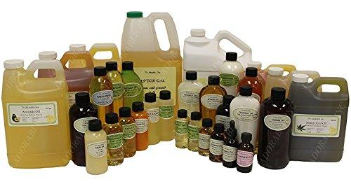 Orange Wax (Liquid,Unprocessed) Natural by Dr.Adorable 12 oz
