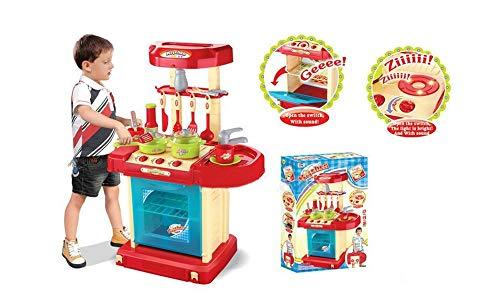 J & Y 7111602629926 Juego de Cocina