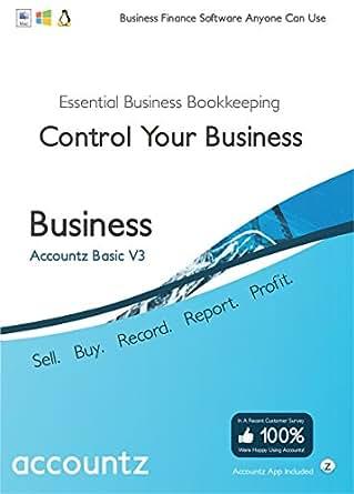 Business Accountz Basic V3 [Download]