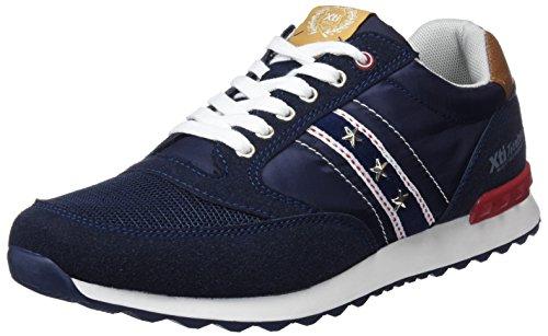XTI 48039, Zapatillas para Hombre, Azul (Navy), 44 EU