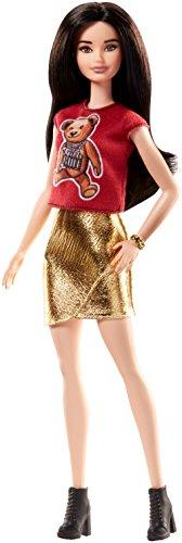 Barbie - Muñeca fashionista Osito feliz (Mattel FJF36)