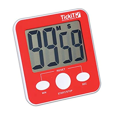 TickiT 92077 Jumbo Timer from Commotion Ltd