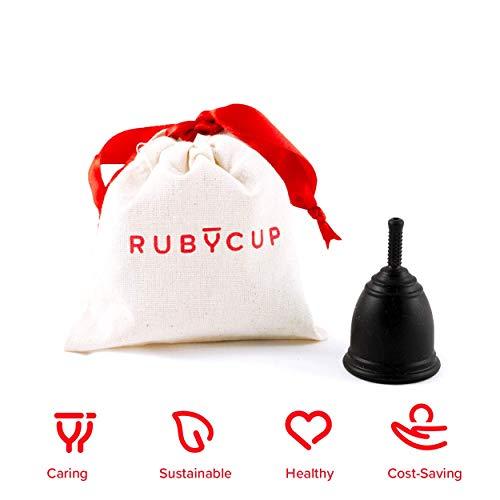 Ruby Cup - Copa menstrual reutilizable flujo ligero
