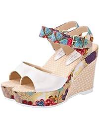 Amazon.es  botas altas planas - 20 - 50 EUR   Zapatos para mujer ... ffbc46528ede