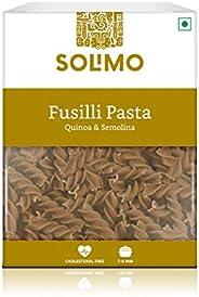 Amazon Brand - Solimo Quinoa & Semolina Fusilli Pasta,