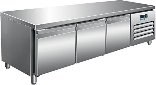 Kühltisch mit Umluftventilator Modell UGN 3100 TN