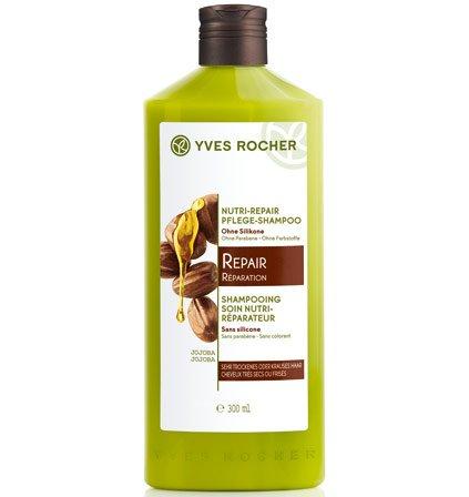 Yves Rocher - Nutri-Repair Pflege-Shampoo: Versorgt das Haar mit Aufbaustoffen