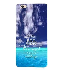 EPICCASE Doughut Mobile Back Case Cover For Gionee S6 (Designer Case)