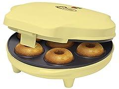 Donut im Retro Design