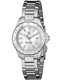TAG Heuer Damen-Armbanduhr Analog Quarz Edelstahl WAY1412.BA0920