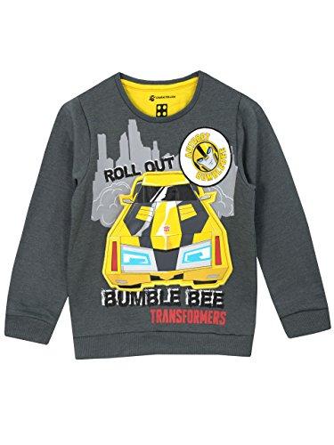 Transformers Jungen Transformers Sweatshirt 122 (Autobots Hoodie)