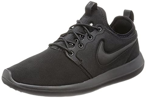 Nike Roshe Two Herren Sneakers, Schwarz, 45.5 EU