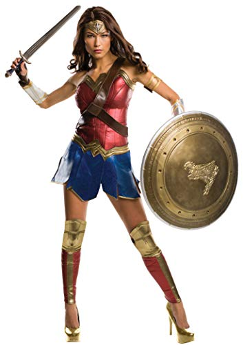 Wonder Woman Grand Heritage Adult Costume Small