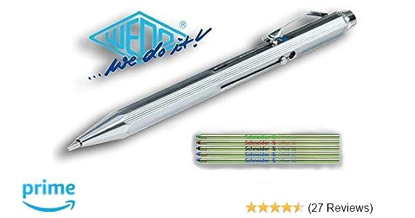 3-Farb-Kugelschreiber Bleistiftmine BiC® Vierfarbkugelschreiber 4 Colours
