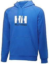 Helly Hansen Hh Logo Summer Hoodie Pull à Capuche Homme