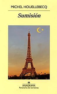 Sumisión par Michel Houellebecq