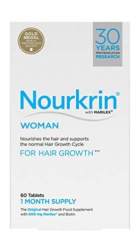 Extra Strength Tablet-vitamine (Nourkrin Nourkrin Extra Strength 60 Tabletten)