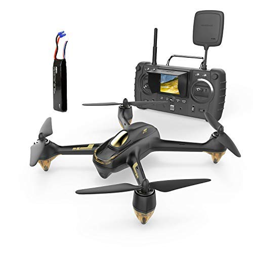 Hubsan H501S X4 Pro Brushless FPV Drone GPS...