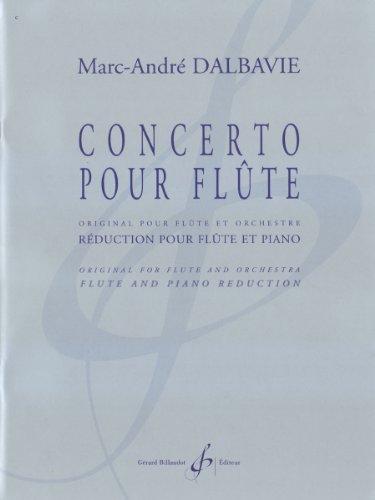 Concerto pour Flûte-Reduction