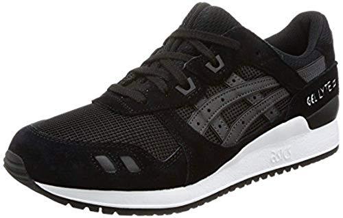 a08e6a5d46 ASICS Chaussures Gel Lite III Homme,Noir,46 EU