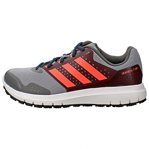 Trail M Rot Granit Maroon Schuh Eisen Duramo Us 5 Flash Outdoor Adidas Red Grey Schock Atr Running Metallic qpx7Rvtw