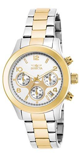 Invicta 19219 Angel Women's Wrist Watch Stainless Steel Quartz Silver Dial