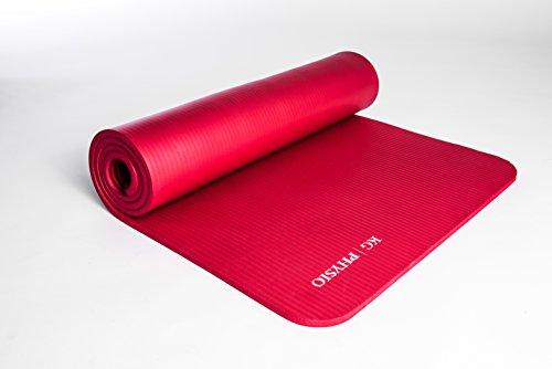 KG-Physio-Esterilla-de-yoga-extra-grueso-12-mm-con-correa-de-hombro miniatura 14