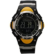 SUNROAD FR828B Sports Watch with Digital Fishing Barometer Thermometer Weather Forecast